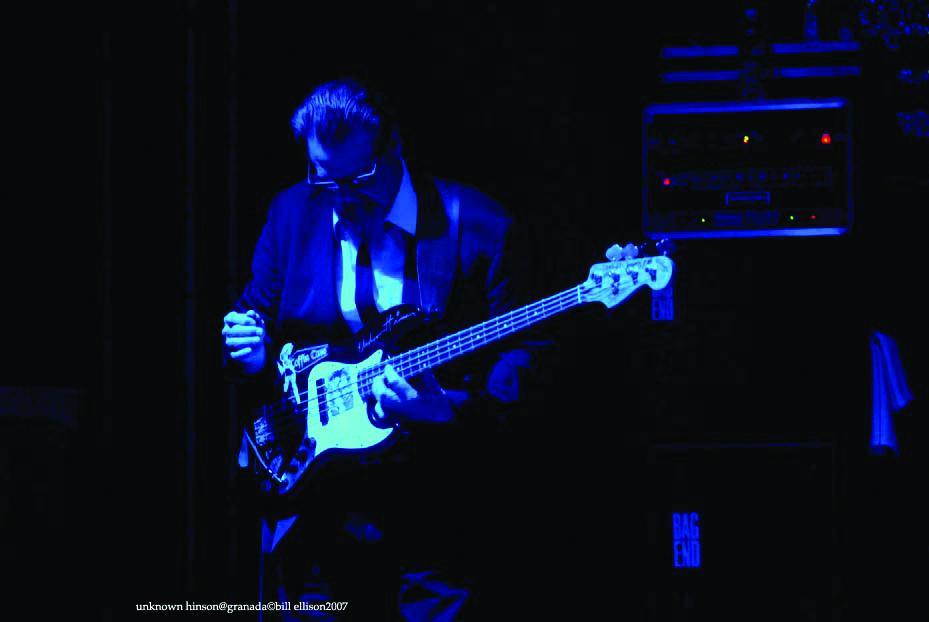 Bass Guitar & Bass Instrument Systems