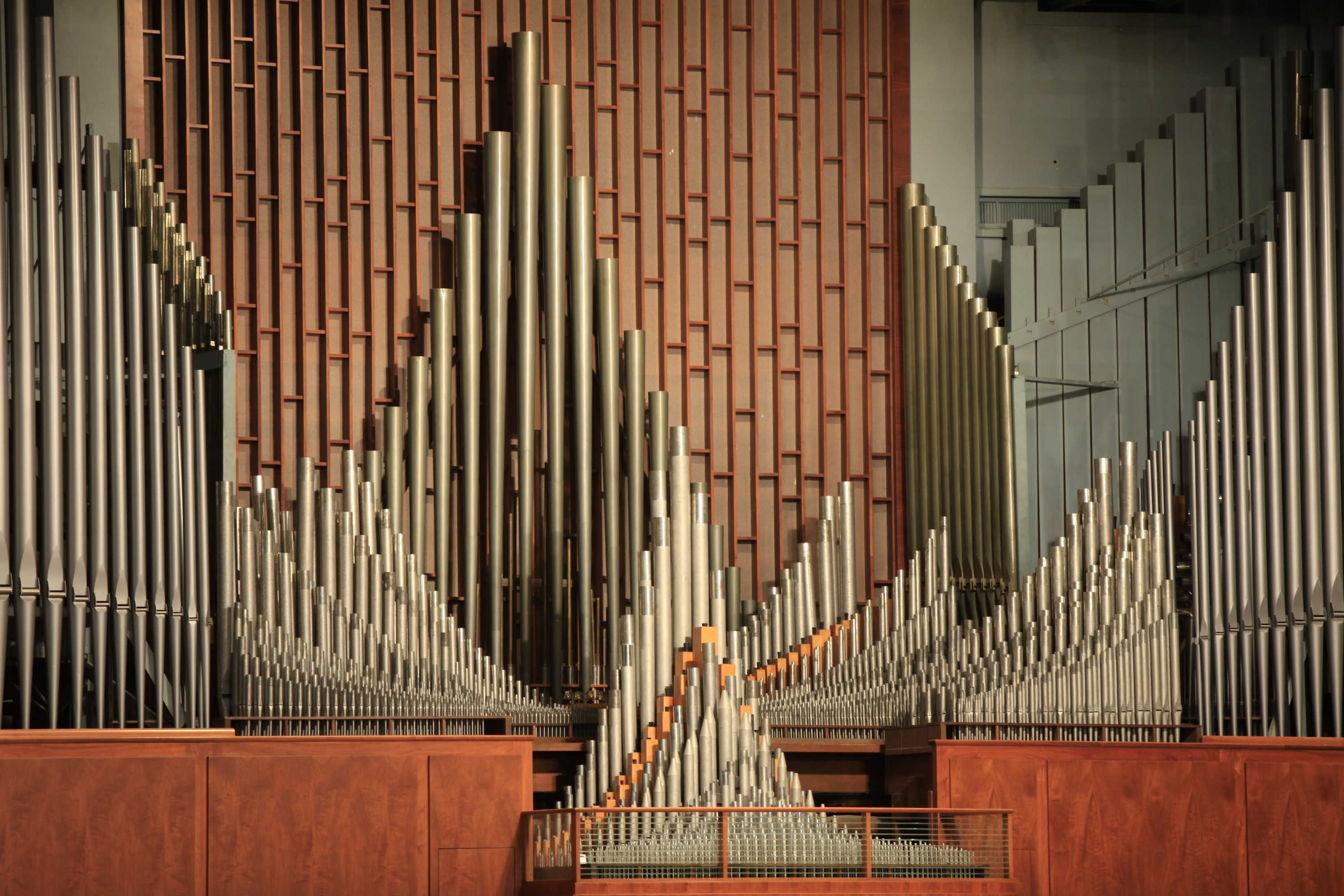 Pipe Organ Supplemental Low Frequency Systems