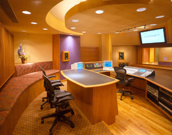 Recording Studio Mastering Facility