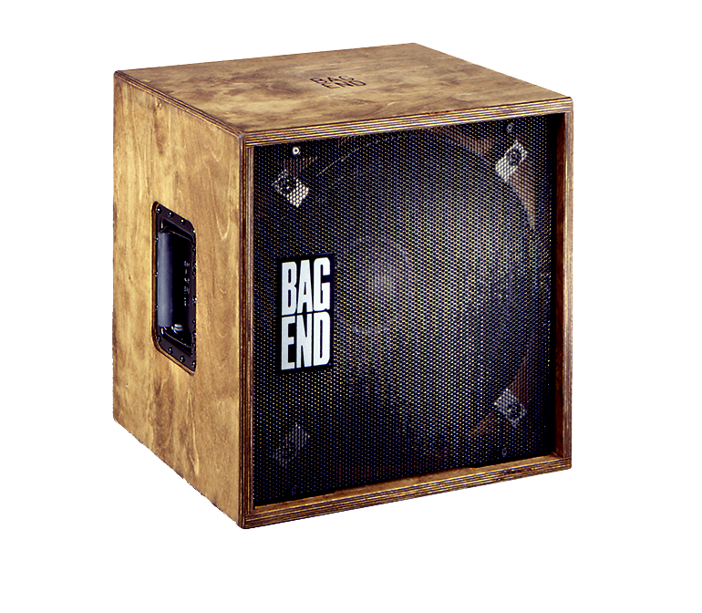 Bag End Musical Instrument Systems and multi-cabinet configurations