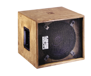 Bag End S12-B Single 12 inch Birch Musical Instrument Loudspeaker