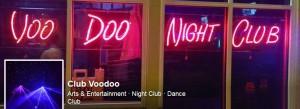 Bag End Livens up Voo Doo Night Club