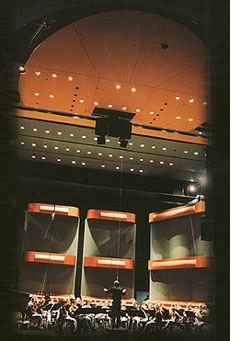 Bag End Bass in Gallagher-Bluedorn interior