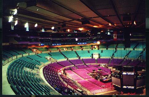 Bag End Quartz at Madison Square Garden