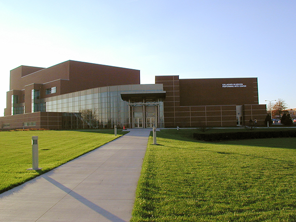 Bag End supplies Bass to Northern Iowa's University Gallagher-Bluedorn Performing Arts Center