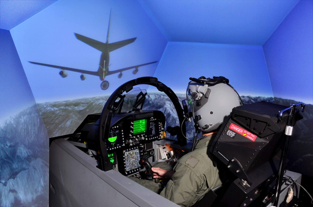 Bag End helps with F/A-18 Australian Flight Trainer