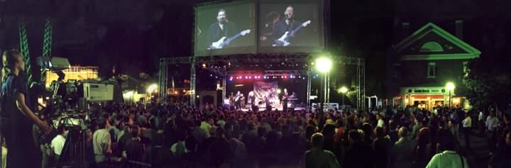 Bag End Provides Sound System for Extron's annual Infocomm bash