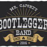 Pat Capone's Bootlegger Band Logo
