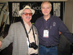 Jon Hammond with Jim Wischmeyer