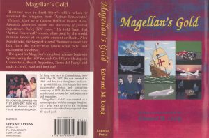 E.M. Long author of the children's book Magellan's Gold