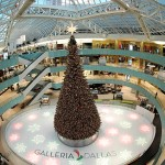 Galleria Ice Rink and Shopping Center, Dallas, TX