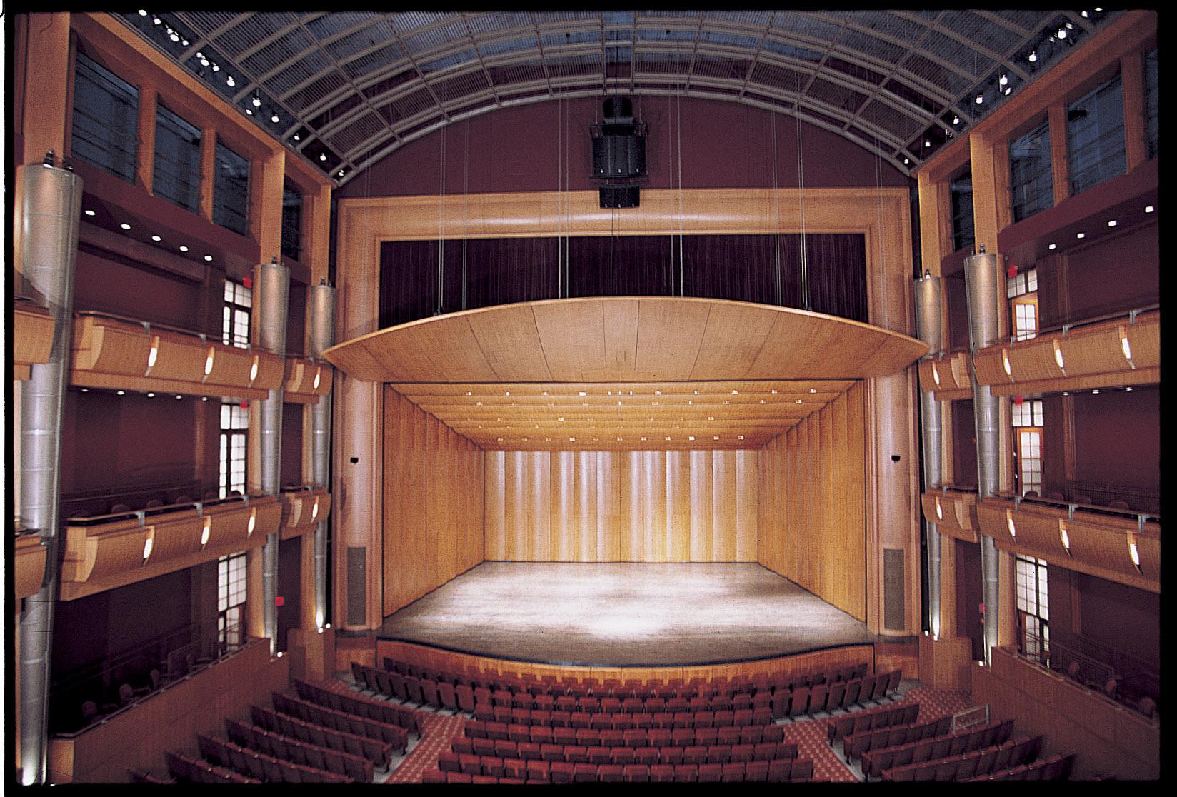 Auditorium and Performing Arts Centers