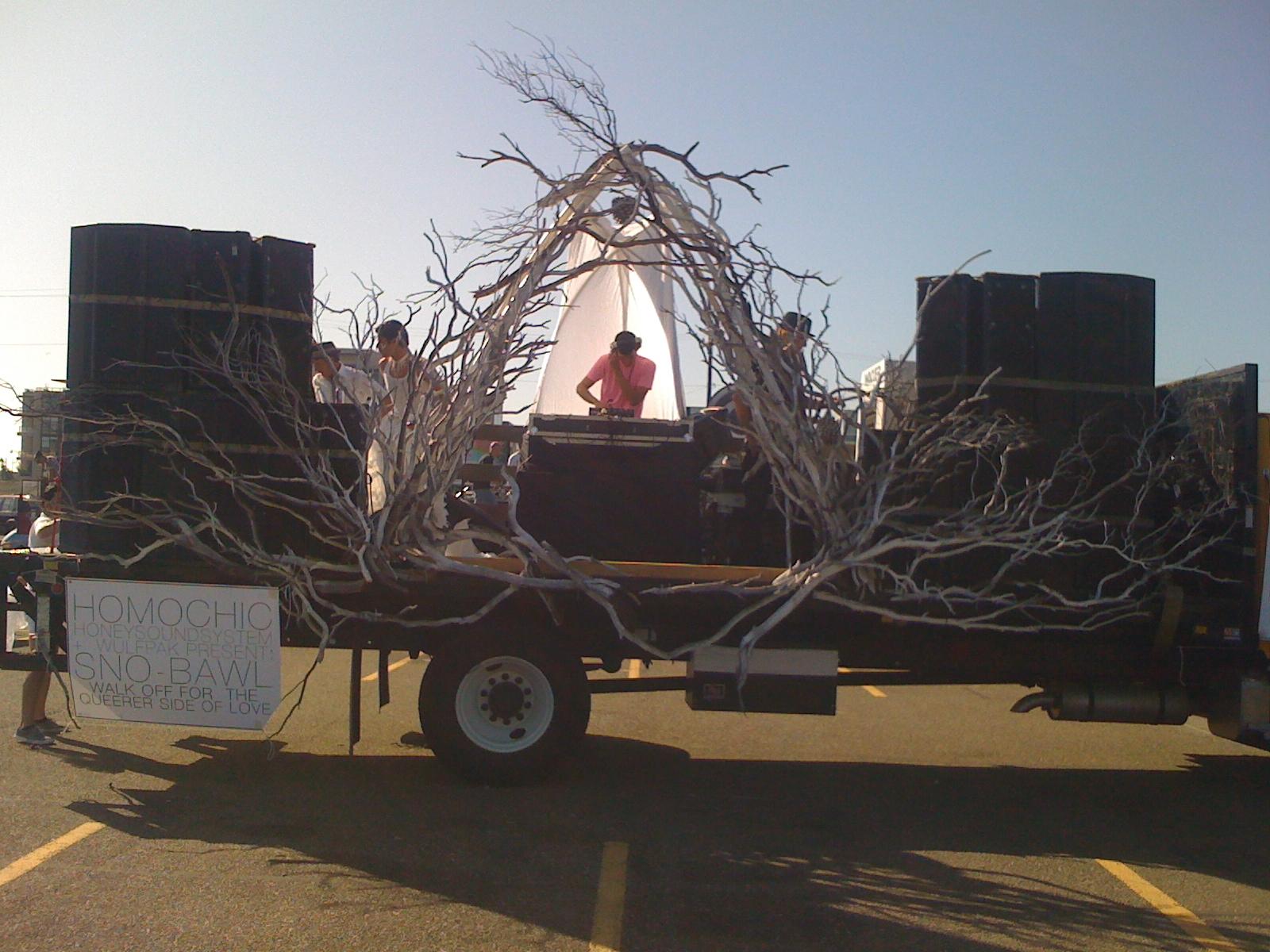Bag End at Burning Man 2010