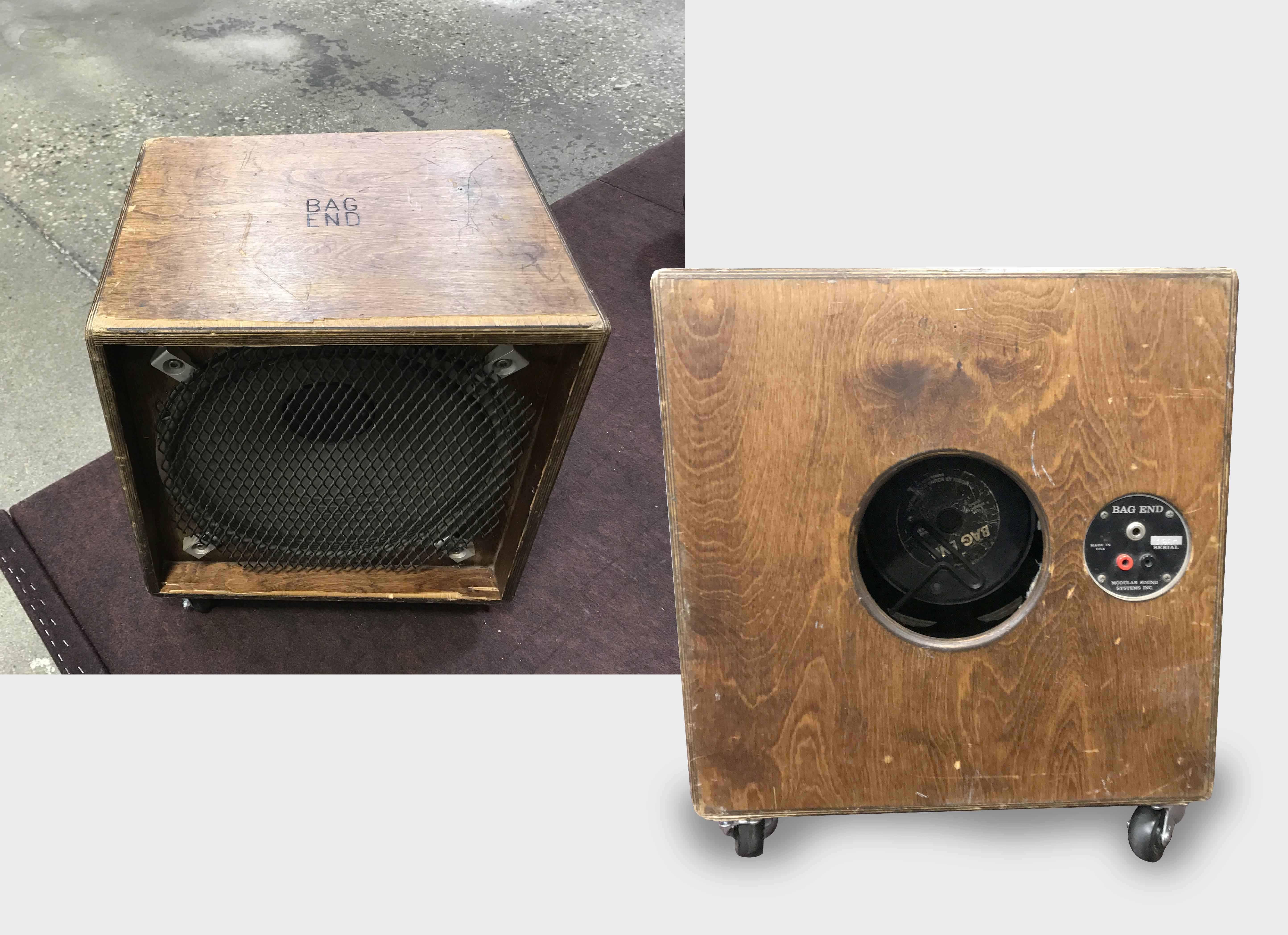 S15 B From 1981 Brian Murphy Bass Player Musical Instrument Series