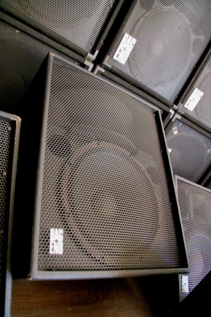 Creative Music Services owner Eric Chen is a user and endorser of Bag End Loudspeakers