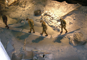 National WWI Museum and Memorial Exhibit uses Bag End S10E-I