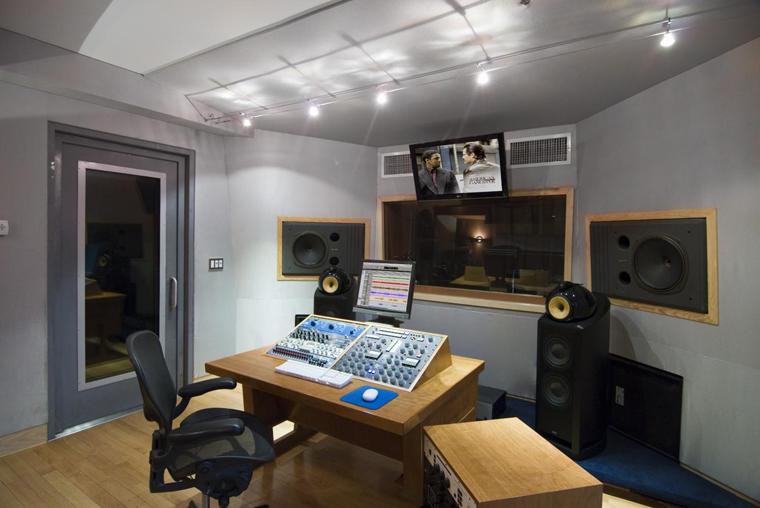 "The Cutting Room, Studio B, 18"" Bag End Subwoofer"