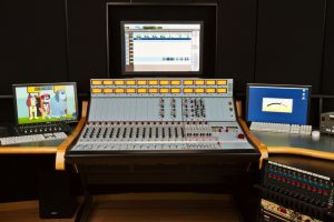 Dick and Roger's Sound Studio 2: ADR/Dialogue Prelay Suite with Bag End Subwoofer