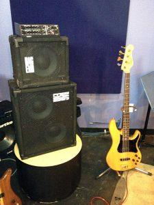 Kris Berg Jazz Bag End Equipment
